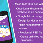 Kids Quiz - Android Source Code