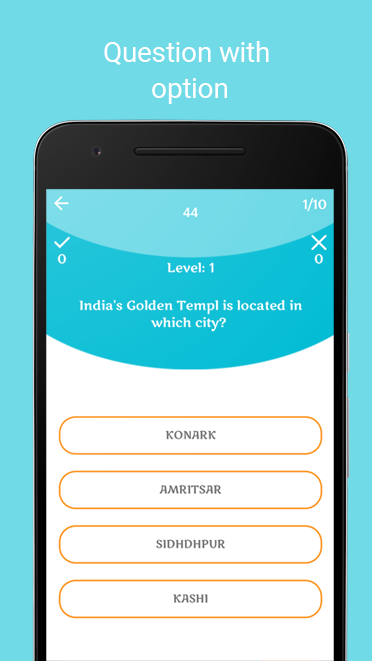 Quiz power - App - Quiz App - Source code - Android