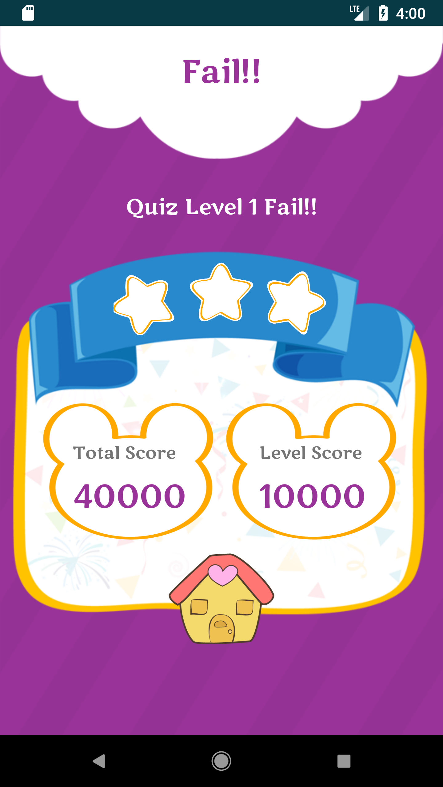 Kids Quiz - App - Android - Source code - free - score board - Arkayapps