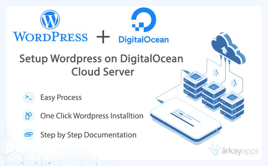 Wordpress and DigitalOcean - ArkayApps