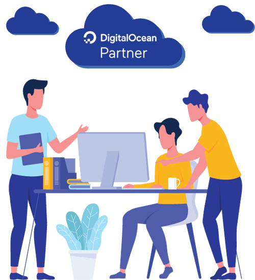 Digital OCean Cloud Parnter