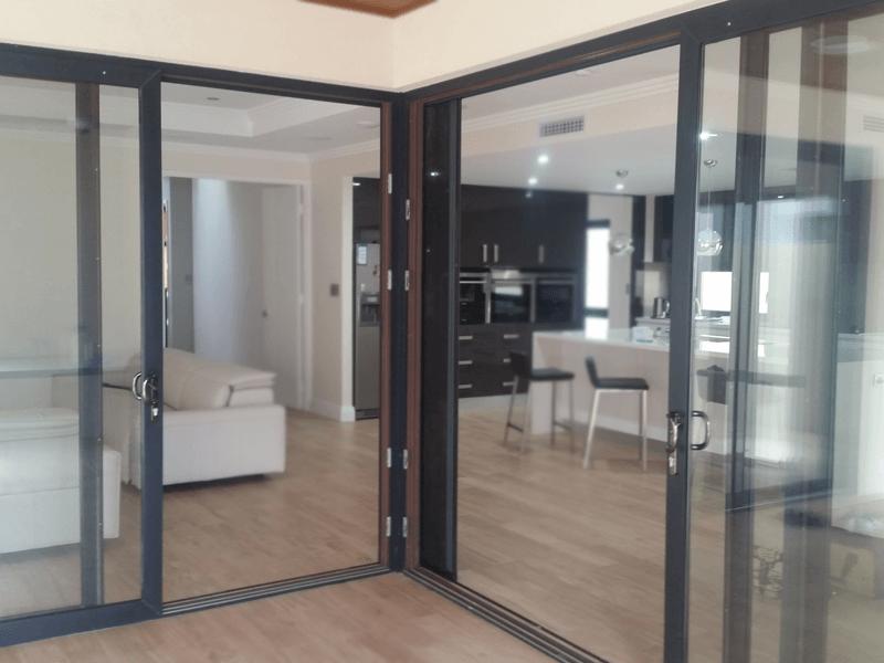 Canon Double Glazing Doors