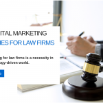 Four Digital Marketing Strategies for Law Firms