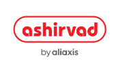Ashirvad by aliaxis logo