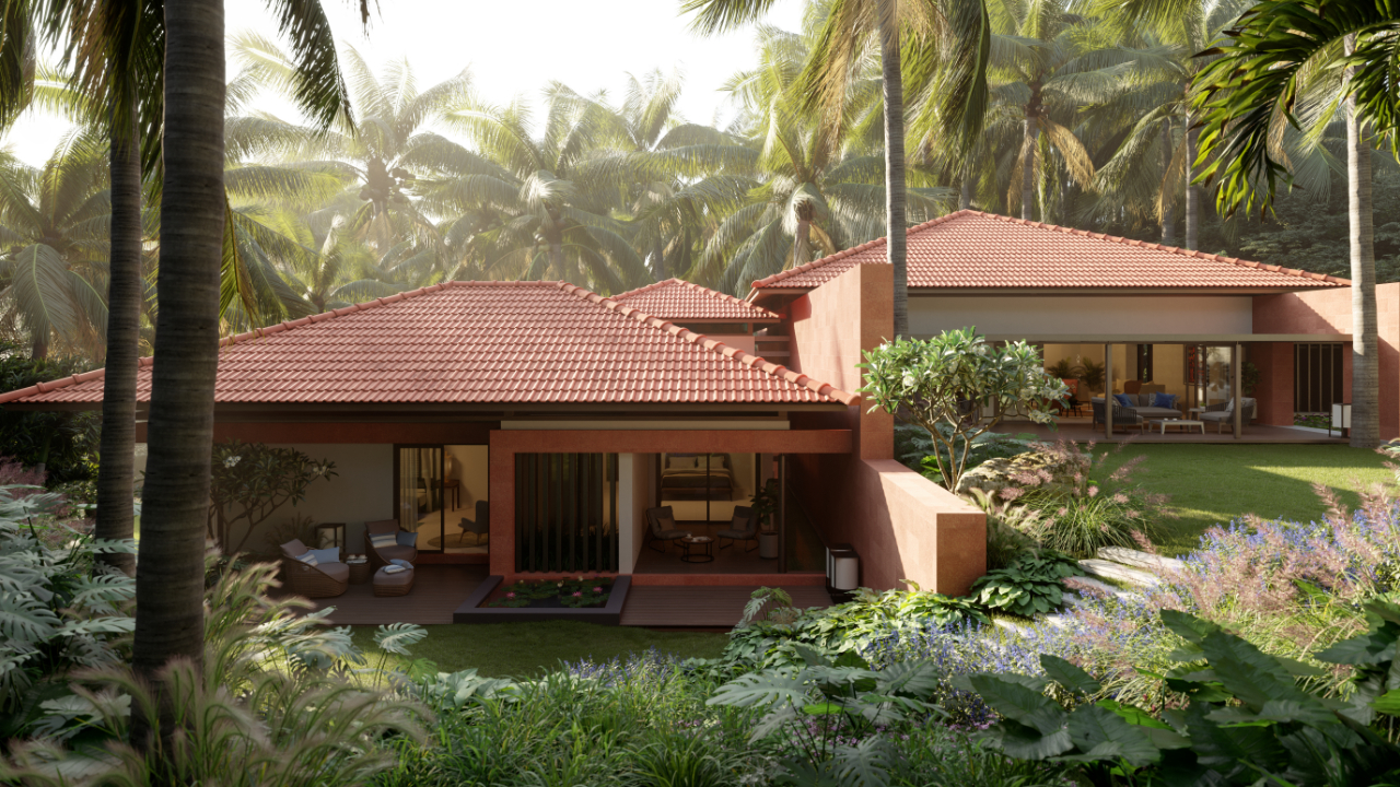 PRIVATE RESIDENCE – MANGALORE