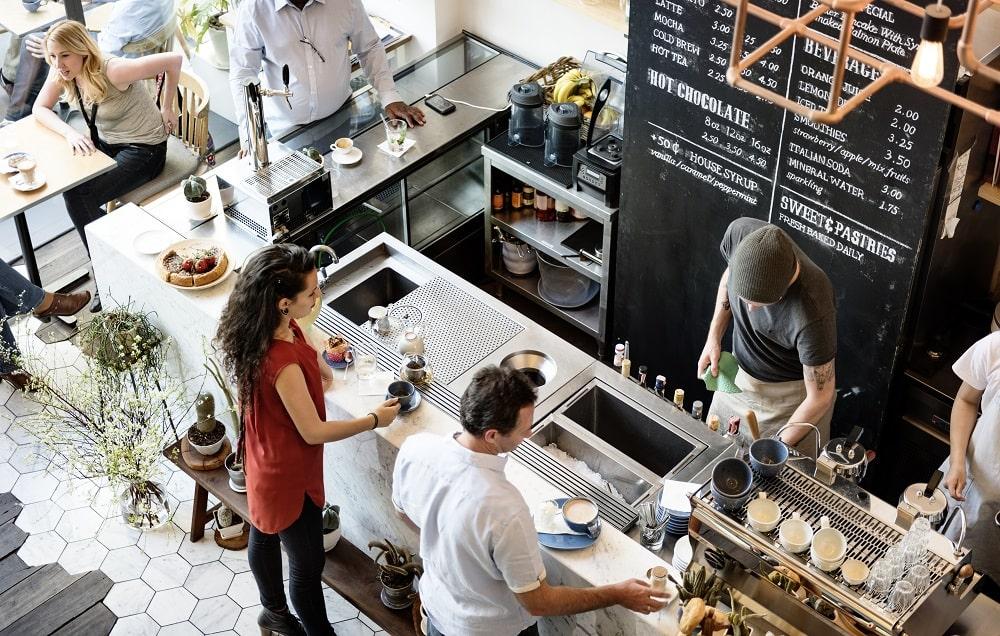 CPA for Restaurants, café, and hospitality