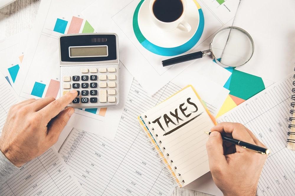 Business Tax Preparation Service