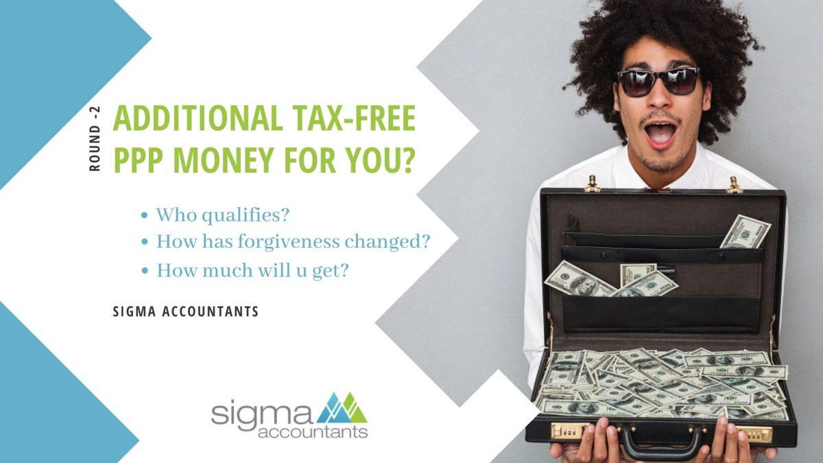 Tax Free PPP Money