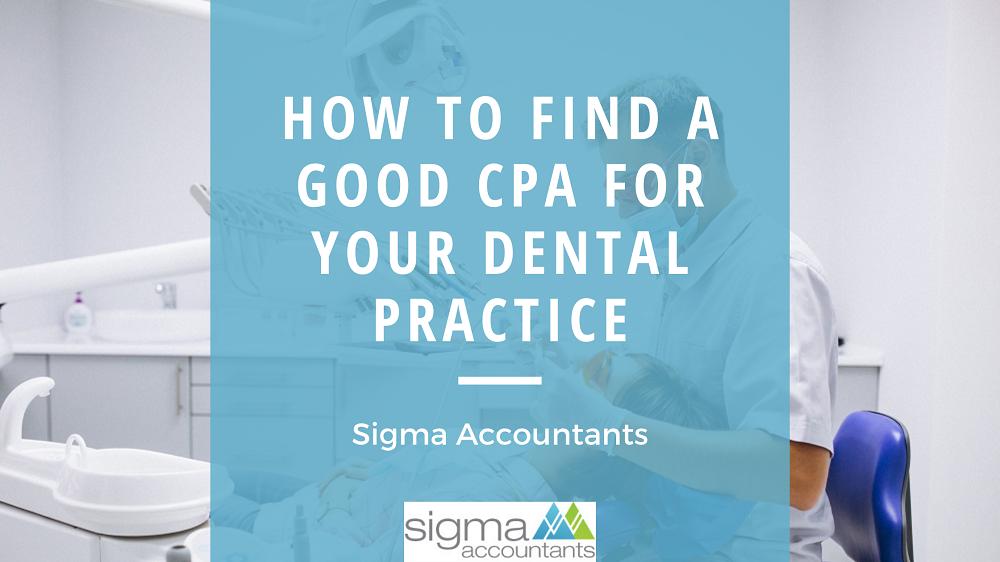 Dental-CPA-firm