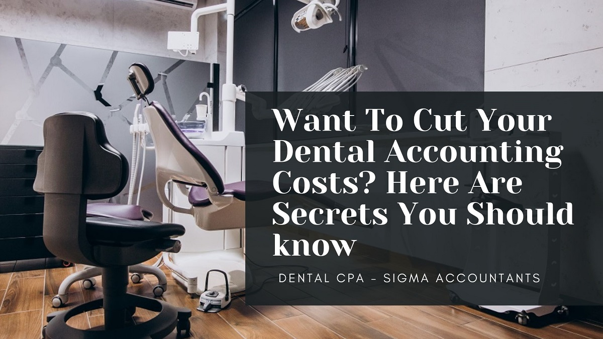 Dental CPA Cost
