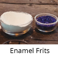 Enamel Frits and Glazes