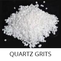 QUARTZ-GRITS