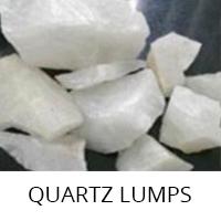QUARTZ-LUMPS