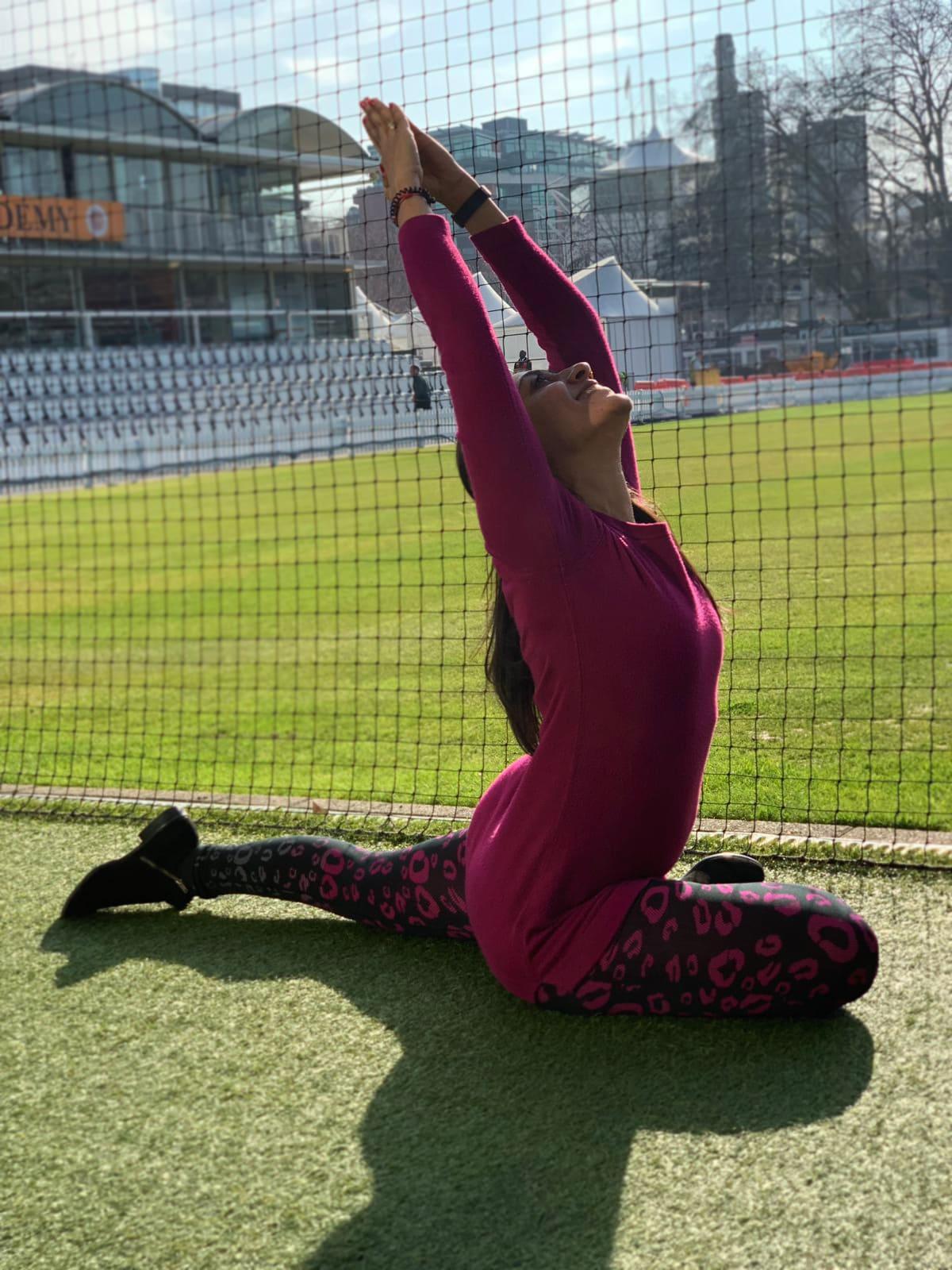 Vasanti Yoga Photo