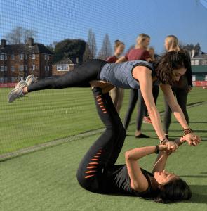 yoga trainer -uk
