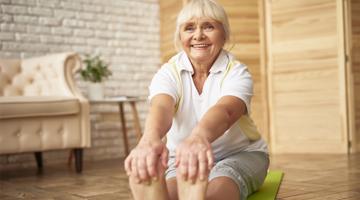 YOGA CLASSES FOR ELDERLY (CHAIR YOGA)