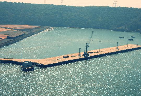 Top Ports - V-OCEAN